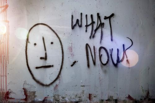 « Quelle est la suite du processus » est une question horrible!