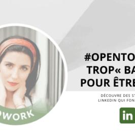 #OpenToWork, trop « badge » pour être cool?