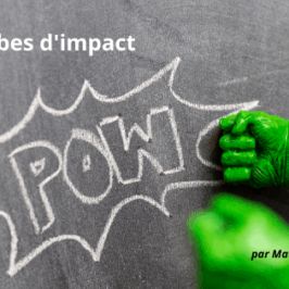 101 verbes d'action pour hausser l'impact du CV
