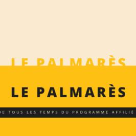 Le Palmarès Affilié